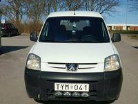 begagnad Peugeot Partner 2.0 HDM