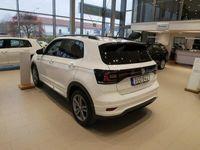 begagnad VW T-Cross - 1.0 TSI 95 R-Line *OMGÅENDE LEVERANS!*