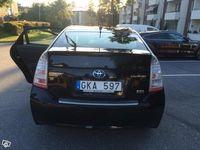 begagnad Toyota Prius Hybrid GPS BACK kAMERA,Skinnkläd -10