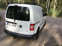 begagnad VW Caddy Äv avbet 0kr kontant -11