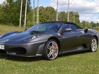 begagnad Ferrari F430 Spyder