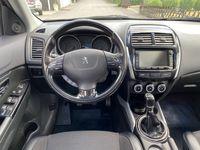 begagnad Peugeot 4008 1.6 HDi AWD Allure