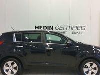 begagnad Kia Sportage 1,7 CRDi 115hk Komfort