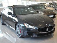 begagnad Maserati Quattroporte GTS 530HK EXECUTIVE DVD 21 TUM