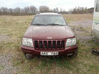 begagnad Jeep Grand Cherokee 4.7 V8 4WD Automat 220hk