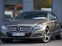 begagnad Mercedes CLS350 CDI 265hk Sportpaket Navi Backkamera