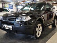 begagnad BMW X3 3.0i 0:-kontant 810:-/mån