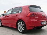 begagnad VW Golf 1,4 TSI Bensin R-Line 5-Dörrars GT 2016, Personbil 155 000 kr