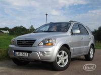 begagnad Kia Sorento 2.5 CRDi (Aut+Helläder+4WD+GPS+170hk)
