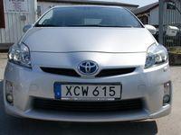 begagnad Toyota Prius 1,8HSD Executive/Navi/10700MIL/Svensksåld