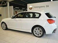 begagnad BMW 116 d 5D