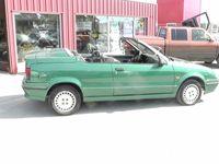 begagnad Renault 19 Cabriolet Karmann Toppskick!