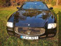 begagnad Maserati Quattroporte Sedan