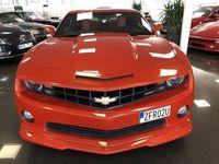 begagnad Chevrolet Camaro SS 6.2 V8 Automat 405hk -13