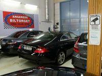 begagnad Mercedes CLS320 CDI 7G-Tronic 224hk