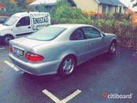 begagnad Mercedes CLK200