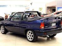 begagnad Opel Kadett GSI Cab Samlarbil