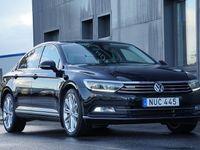 begagnad VW Passat 2.0 TDI 190hk 4M Executive