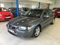 begagnad Volvo S60 2.4D 1äg, 8000mil -08
