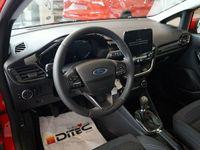begagnad Ford Fiesta 1.0 EcoBoost 95hk Titanium 5D