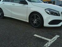 begagnad Mercedes A180 Amg paket