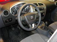 begagnad Seat Leon 1,6 Multufuel Halvkombi 2010