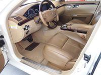 begagnad Mercedes S500 (550) Lang