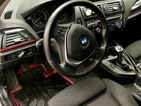 begagnad BMW 116 d Sport
