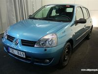 begagnad Renault Clio 1.2 16V Storia Ph IV 5-d Halvkombi 2008