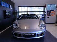 begagnad Porsche Boxster S 3.2 Sport Chrono PASM 280HK