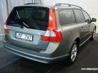 begagnad Volvo V70 II 2.4D Momentum Kombi 2009
