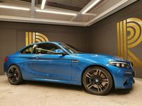 begagnad BMW M2 DCT LCI Navi Skinn 2018, Sportkupé 449 000 kr