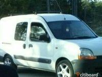 begagnad Renault Kangoo FCO 2002