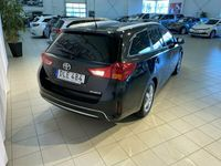 begagnad Toyota Auris Touring Sports 1,6 Edition Feel Kombi