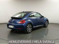 begagnad VW Beetle 2.0 TSI (200hk) Plus