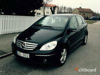 begagnad Mercedes 180
