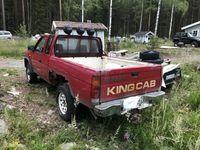 begagnad Nissan King cab