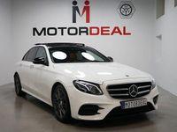 begagnad Mercedes E400 4MATIC/AMG/Fullutrustad/360°/333hk