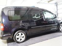 begagnad VW Caddy Maxi Life 2.0 EcoFuel 109hk 5-Sits