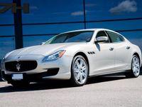 begagnad Maserati Quattroporte V8 GTS 530HK / Nya Modellen /