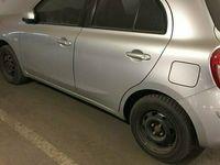 begagnad Nissan Micra