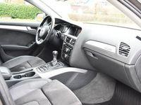 begagnad Audi A4 2.0 TDI quattro 177hk / Alcantara /