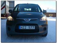 begagnad Hyundai i10 1.1 Sence 2009