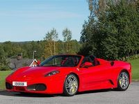 begagnad Ferrari F430 Spider (F131E) Cab