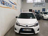 begagnad Toyota Yaris Hybrid Auto 1.5 VVT-i CVT 101hk Bak sensor