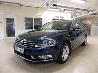 begagnad VW Passat Variant TDI 140 hk Masters Drag Svensksåld Kombi