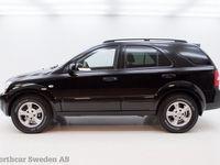 begagnad Kia Sorento 2,5 CRDI EX 2008, SUV 95 000 kr