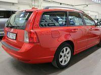 begagnad Volvo V50 1.8 Flexifuel Momentum 125hk