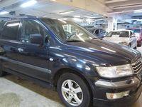 begagnad Mitsubishi Space Wagon 2.4 GDI 7 SITS 0% RÄNTA<>Ny besiktigad. Kombi