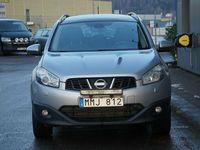 begagnad Nissan Qashqai +2 2.0 dCi 4x4 150hk 7-sits Pano Navi
